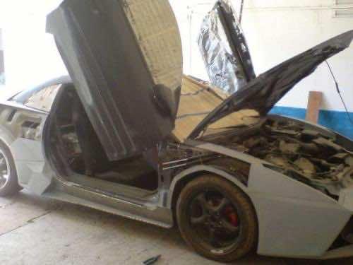 Mitsubishi to Lamborghini25