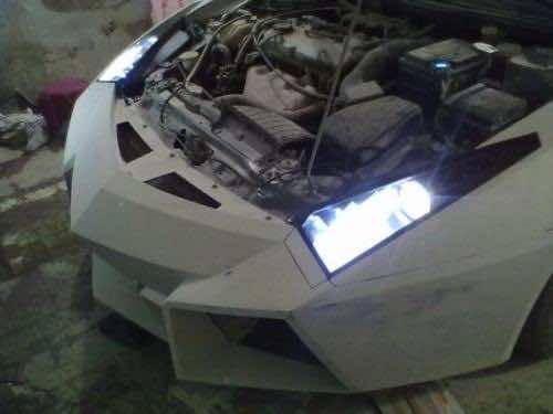 Mitsubishi to Lamborghini33