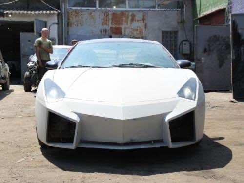 Mitsubishi to Lamborghini34
