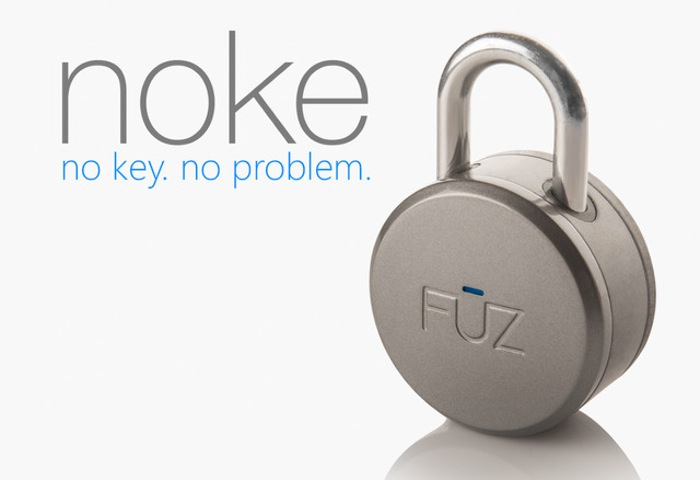 Noke – The Padlock that Relies on Bluetooth4