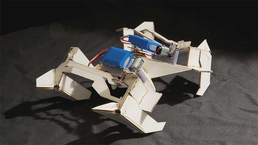 Origami Robot 2