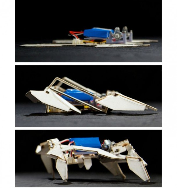 Origami Robot 3