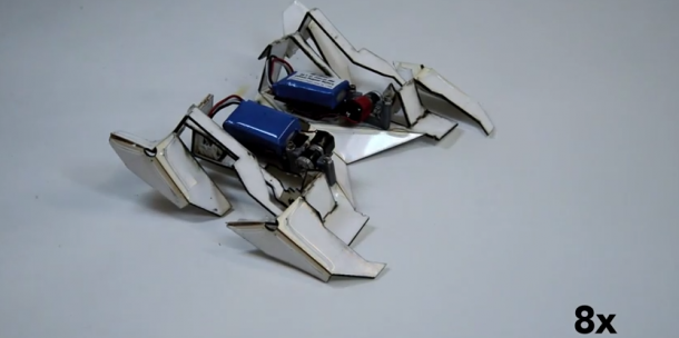 Origami Robot 4