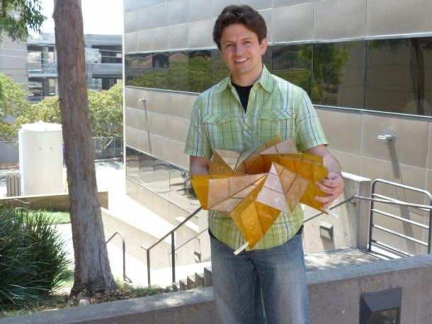 Origami inspired Solar panel6