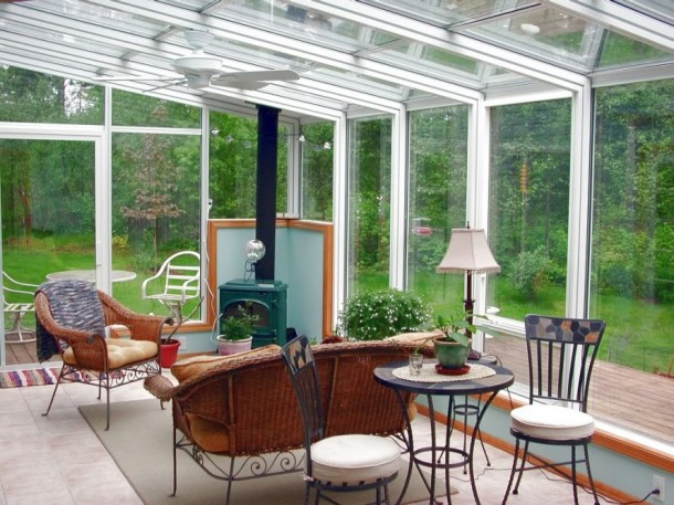 SUNROOM DESIGN IDEAS (10)