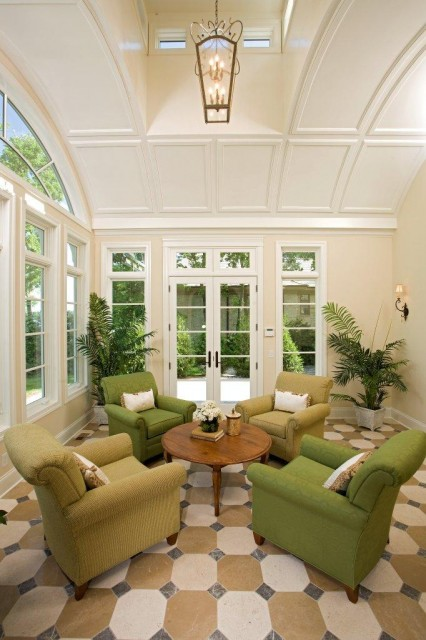 SUNROOM DESIGN IDEAS (12)
