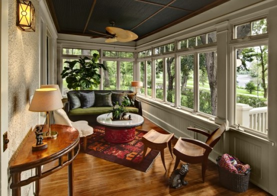 SUNROOM DESIGN IDEAS (15)