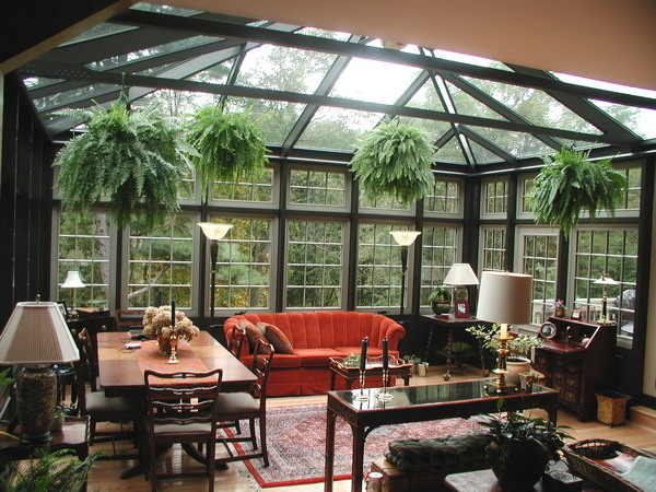 SUNROOM DESIGN IDEAS (16)