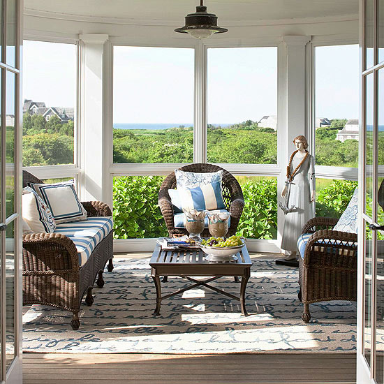Sunrooms Ideas: 25 Awesome Ideas For A Bright Sunroom