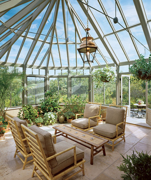 SUNROOM DESIGN IDEAS (24)