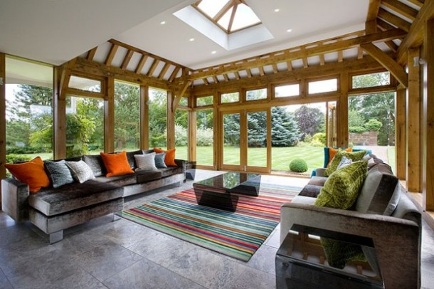 SUNROOM DESIGN IDEAS (25)