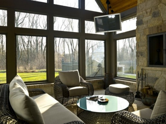 SUNROOM DESIGN IDEAS (7)