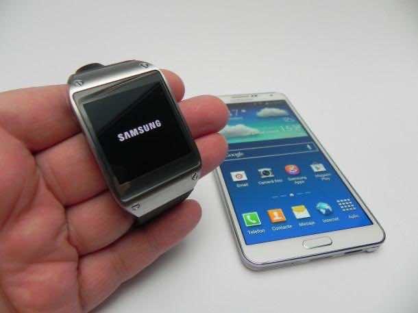 Samsung Gear S5