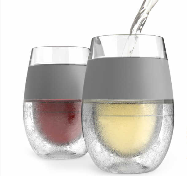 Self-Chilling Glass for Your Drinks2