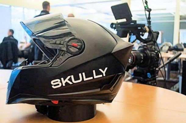Skully AR-1 3