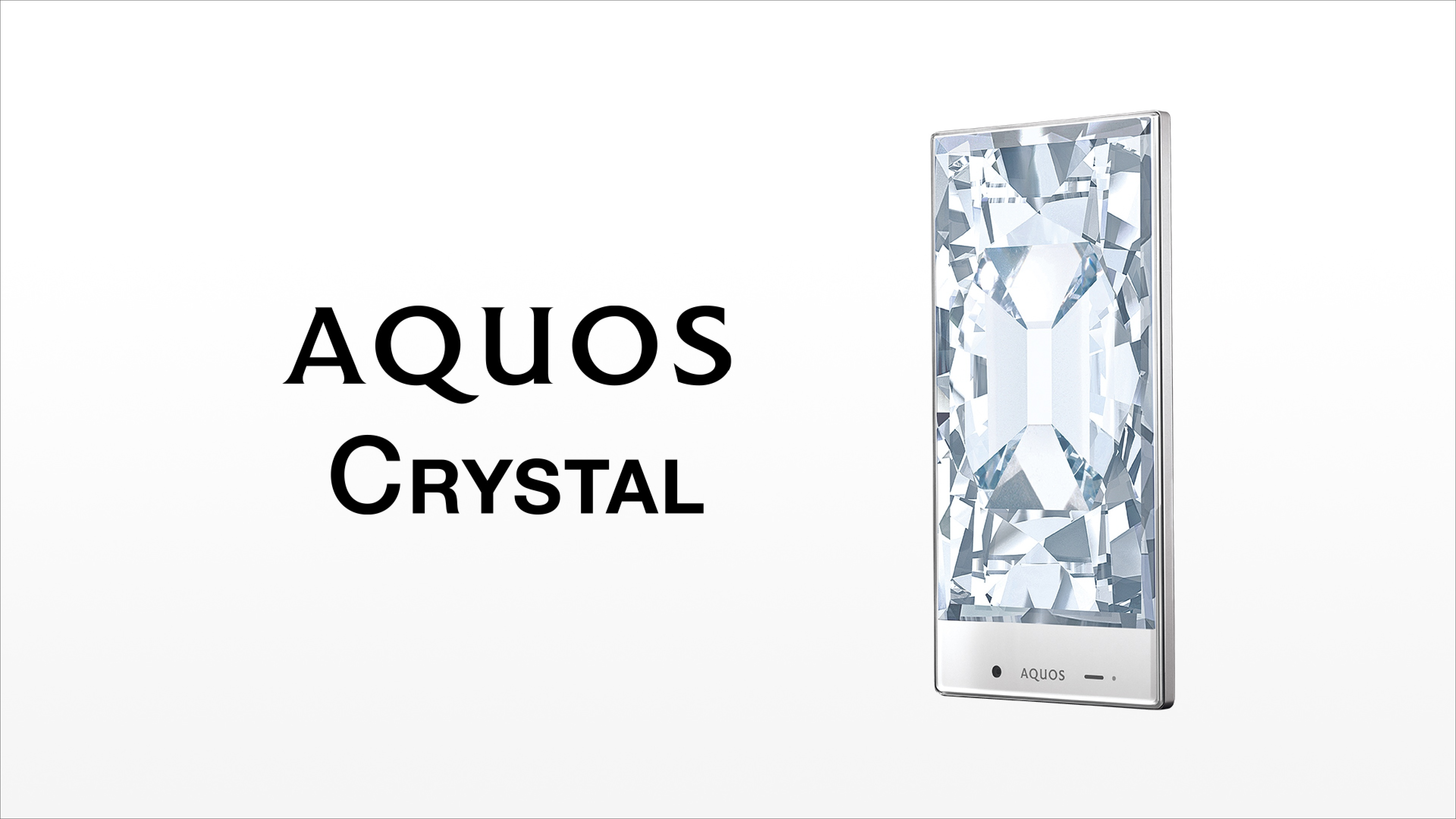 The Sharp Aquos Crystal 3