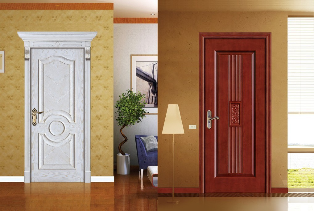 25 inspiring door design ideas for your home for Door n window designs