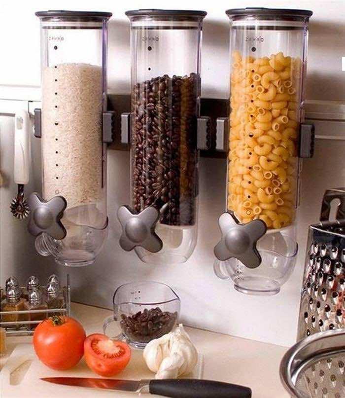 15 Hacks That Make Your Tiny Kitchen Spacious