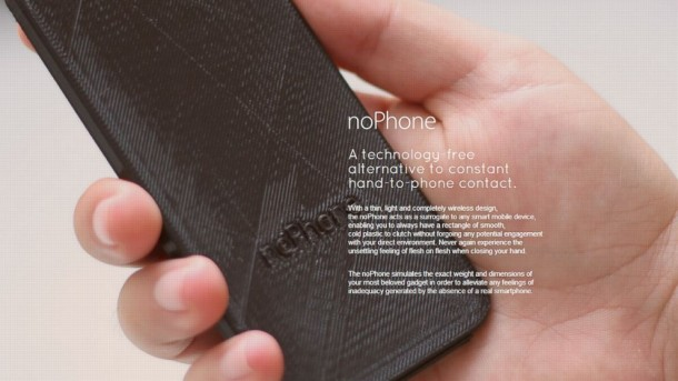 noPhone Does Nothing