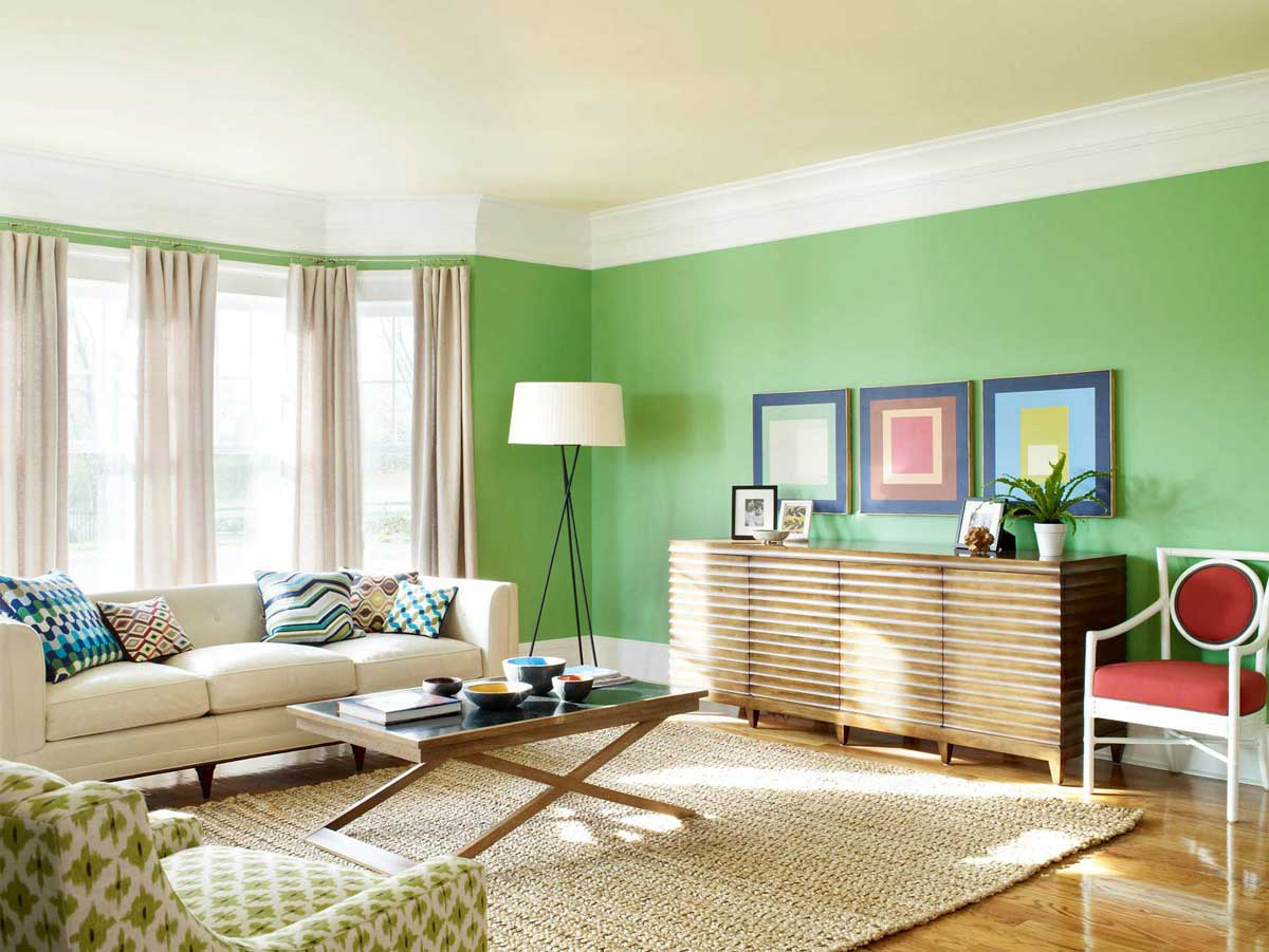 25 paint color ideas for your home for Home color ideas