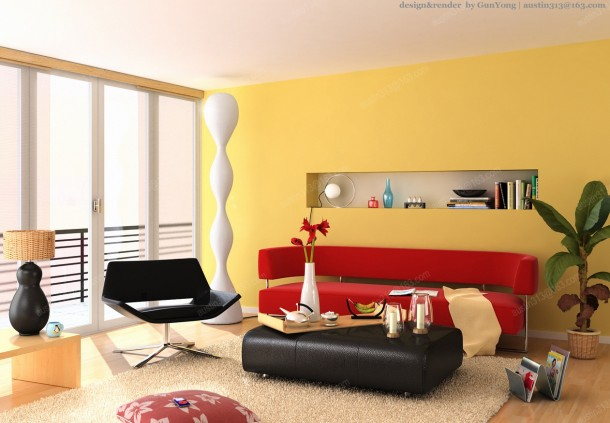 paint color ideas for your home (6)