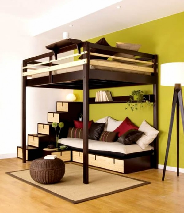 sapce savign ideas  16. 25 Space Saving Ideas For Your Bedroom