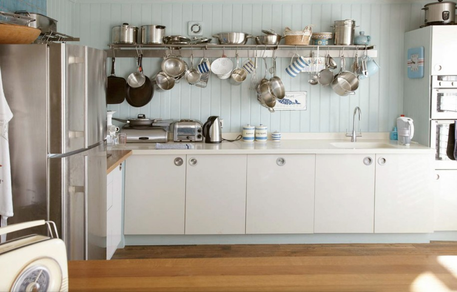 Space saving ideas for small kitchens