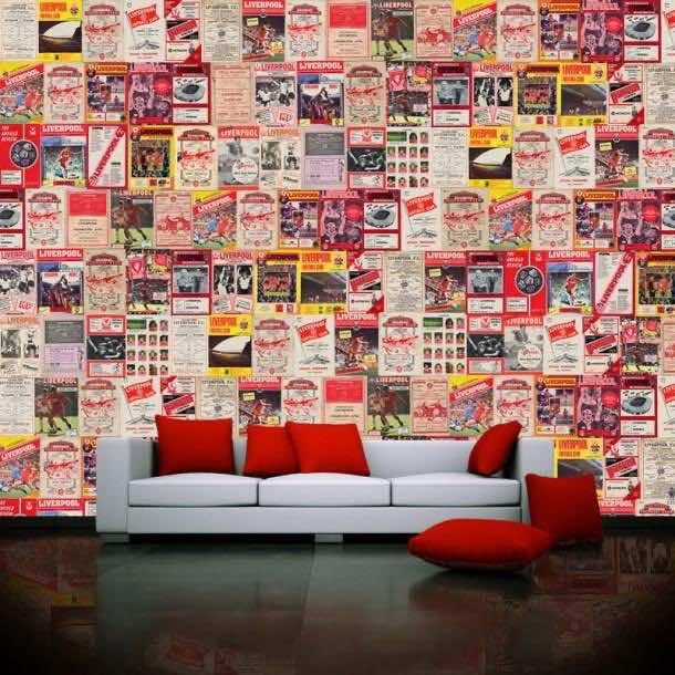Wohndesign - Sofa mit roten Kissen