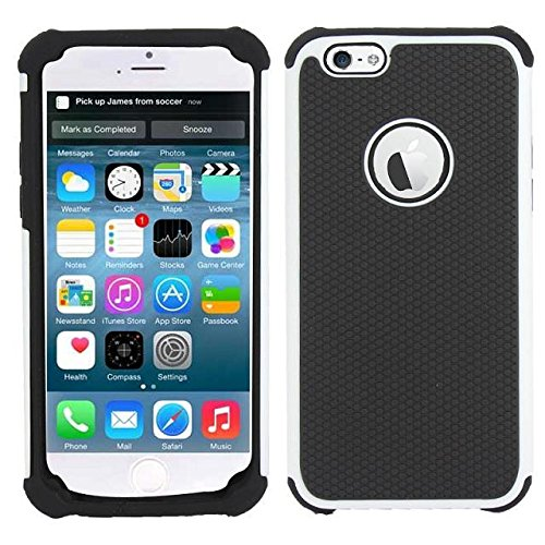 1. AUMI Hybrid High Impact Combo Case Cover for iphone