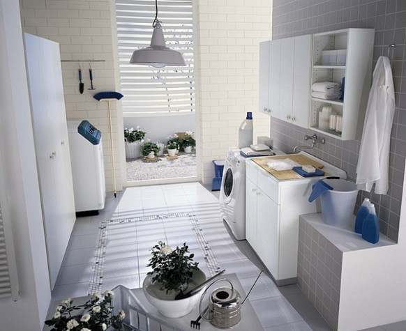 25 laundry design ideas (15)
