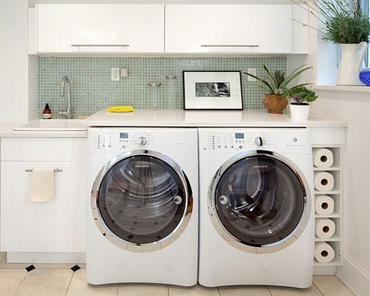 Bedroom Decor Ideas On A Budget 25 Brilliantly Clever Laundry Room Design Ideas