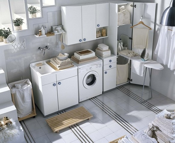 25 laundry design ideas (21)