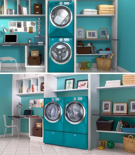 25 laundry design ideas (5)