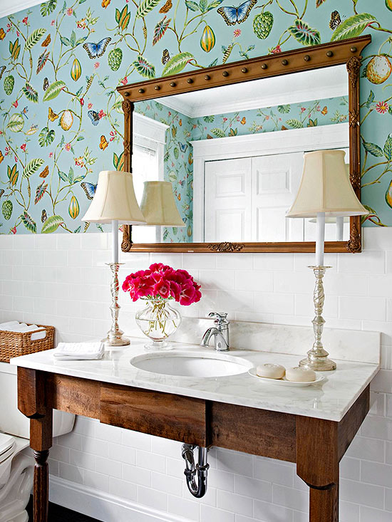 25 powder room ideas (15)