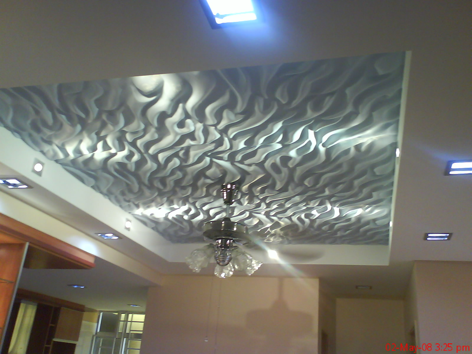 25 stunning ceiling designs for your home for Best fall ceiling designs