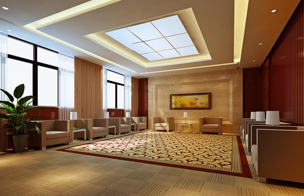 25 stunning ceiling designs for your home for Design of false ceiling for home