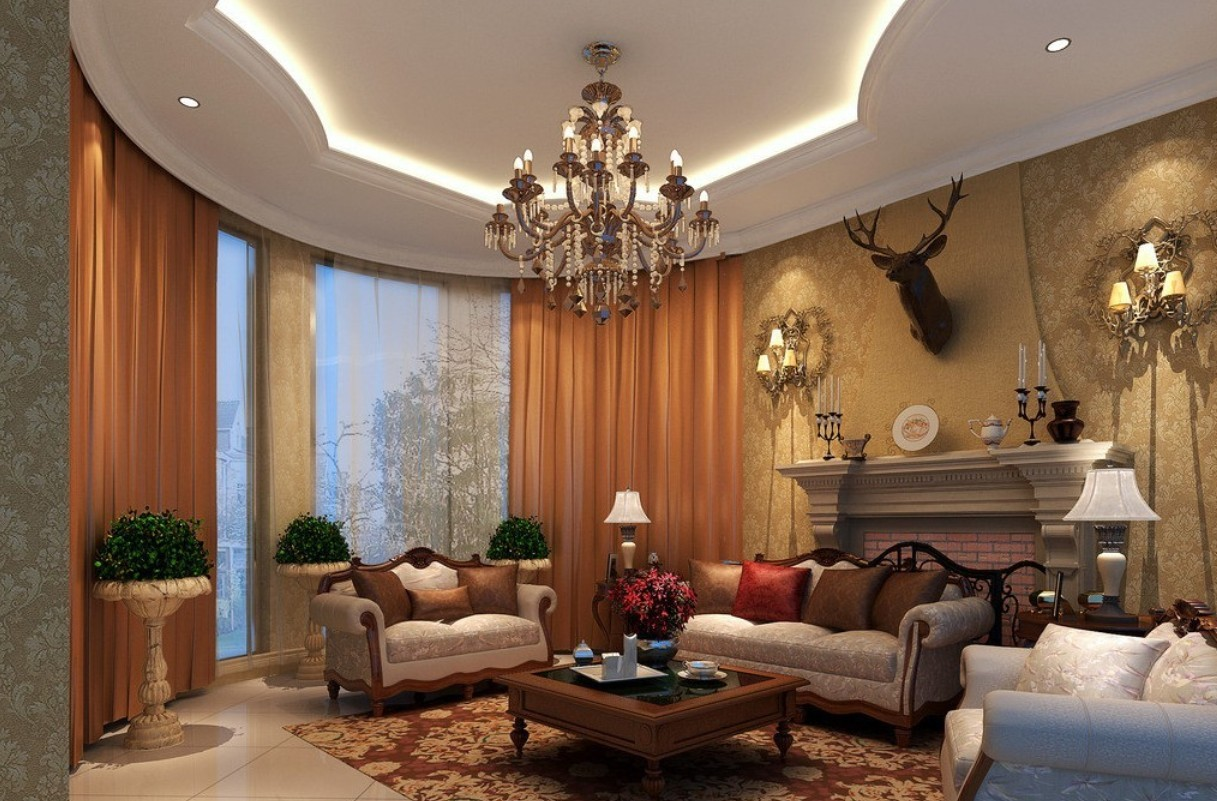25 stunning ceiling designs for your home - Design your room images ...