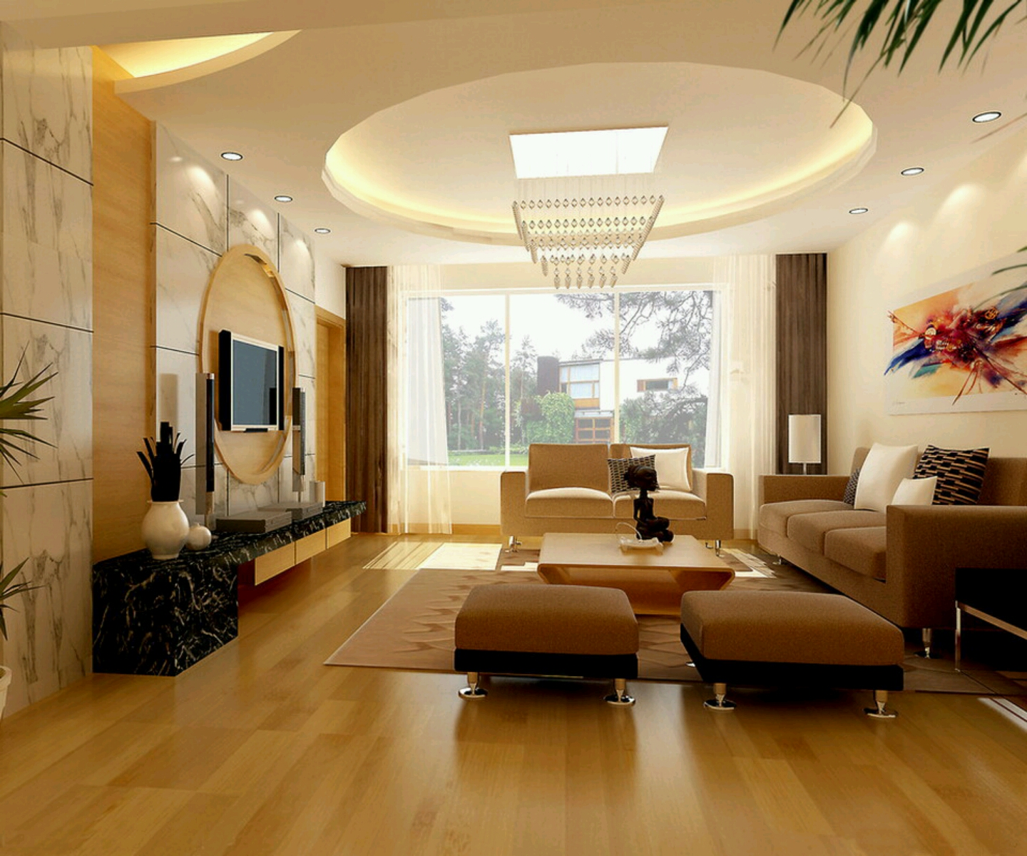 25 Bedroom Design Ideas For Your Home: 25 Stunning Ceiling Designs For Your Home