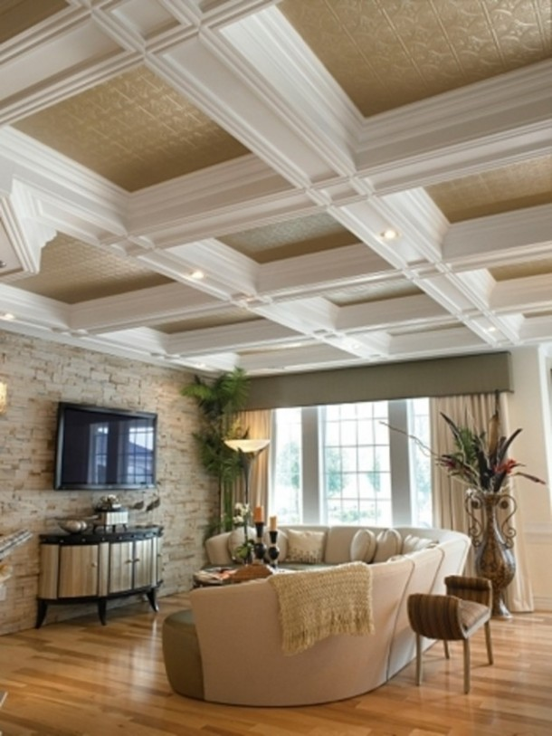 25 stunning ceiling design ideas (3)