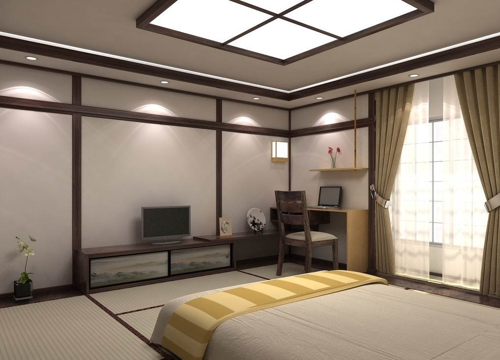 25 stunning ceiling designs for your home for Design my bedroom layout