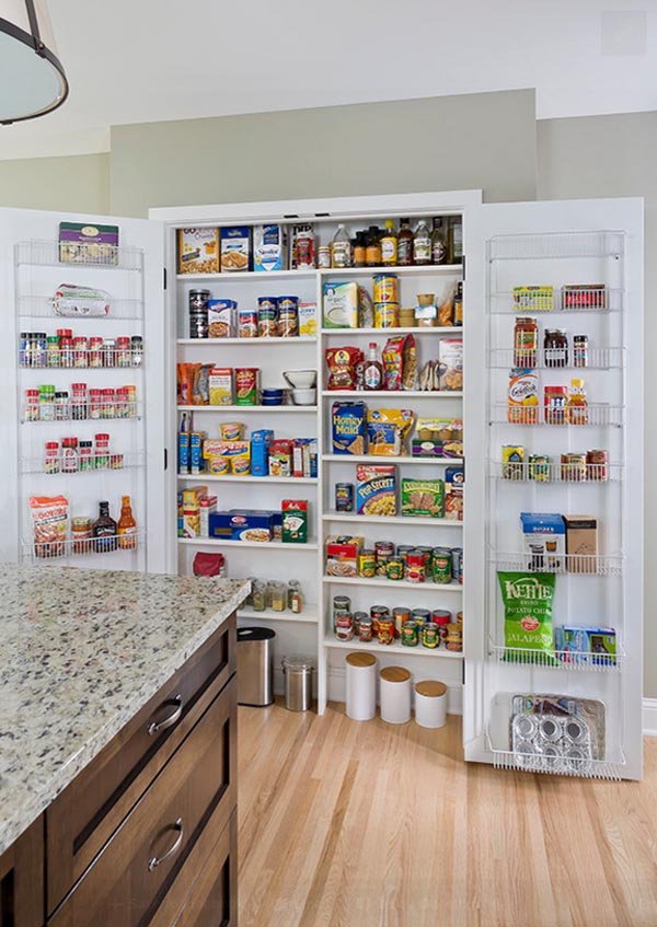 25 walk in pantry ideas (10)