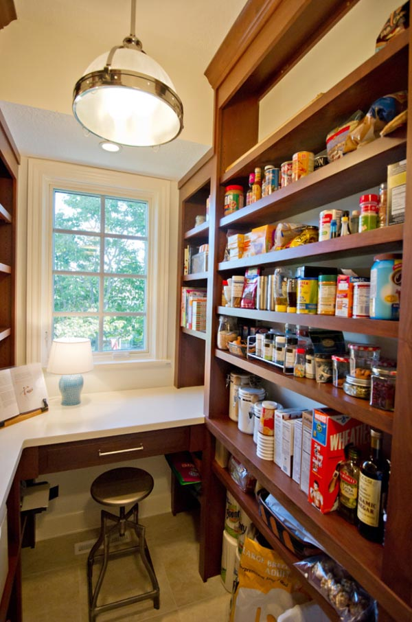 25 walk in pantry ideas (12)
