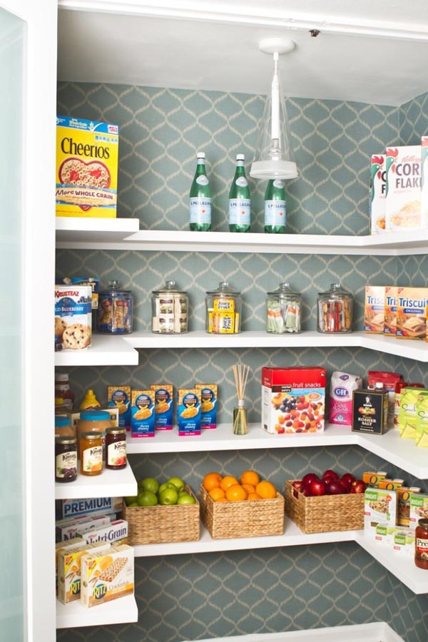 25 great pantry design ideas for your home 5x5 closet layout