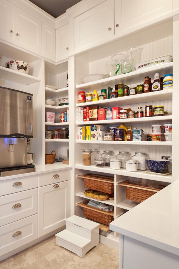 25 walk in pantry ideas (16)