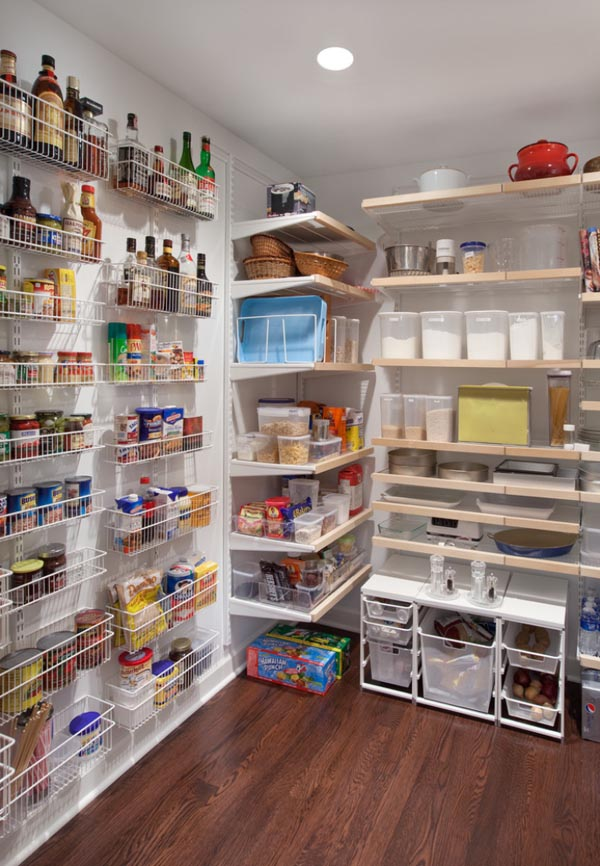 25 walk in pantry ideas (17)