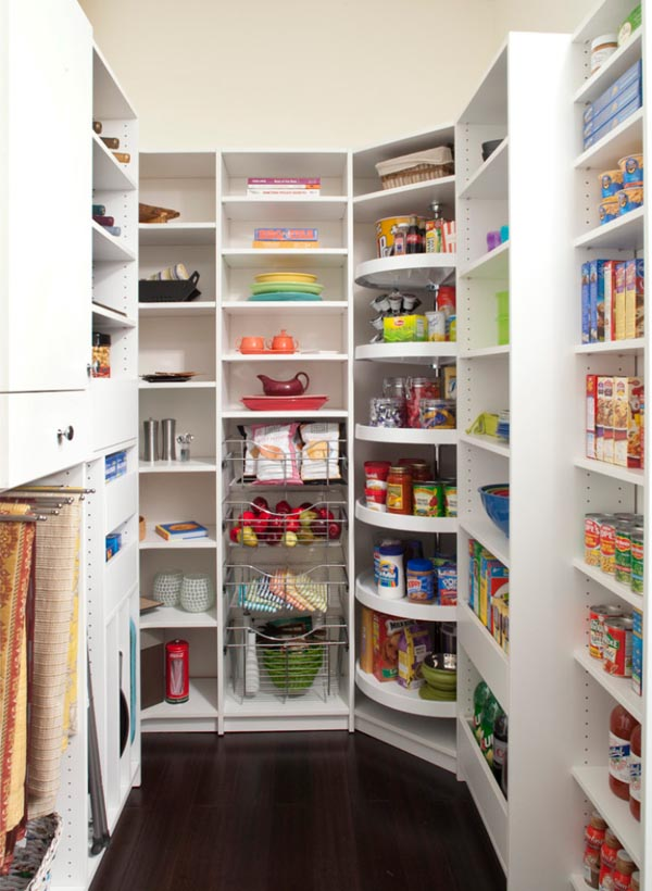 25 Great Pantry Design Ideas For Your Home - Cellier Cuisine