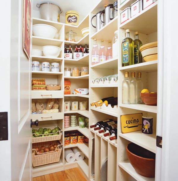 ... 25 Walk In Pantry Ideas (20) ...