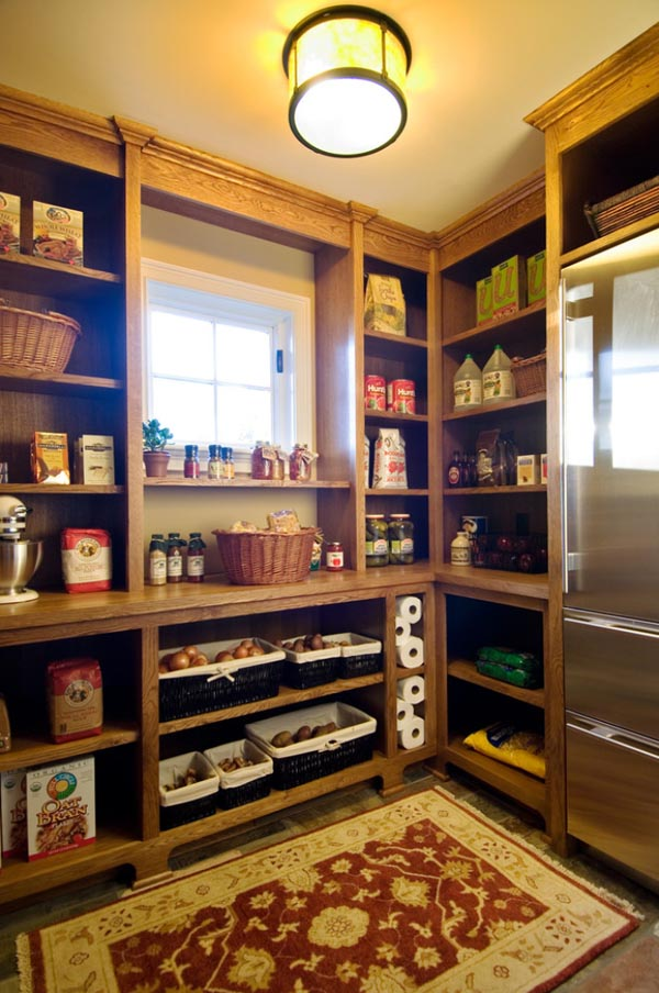 25 walk in pantry ideas (21)