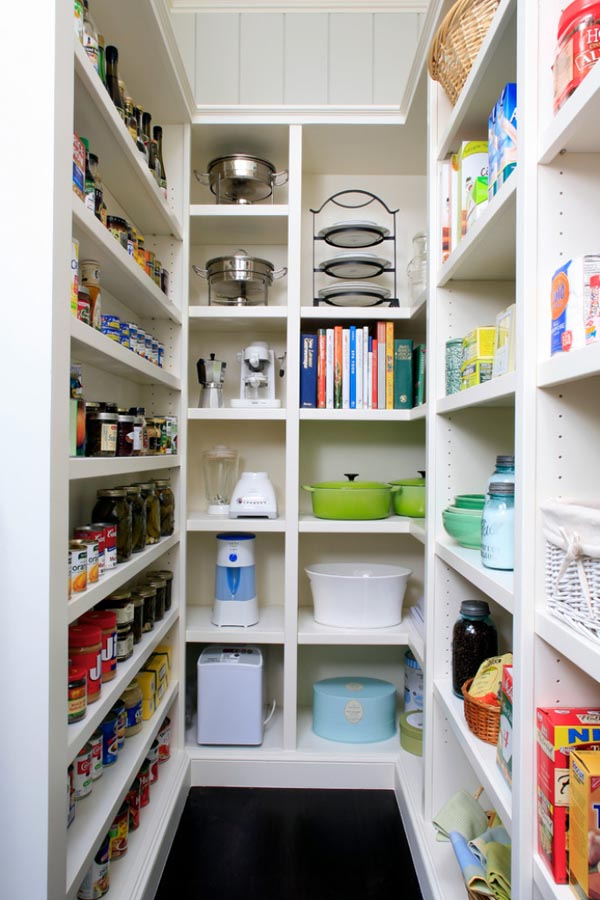 25 walk in pantry ideas (5)