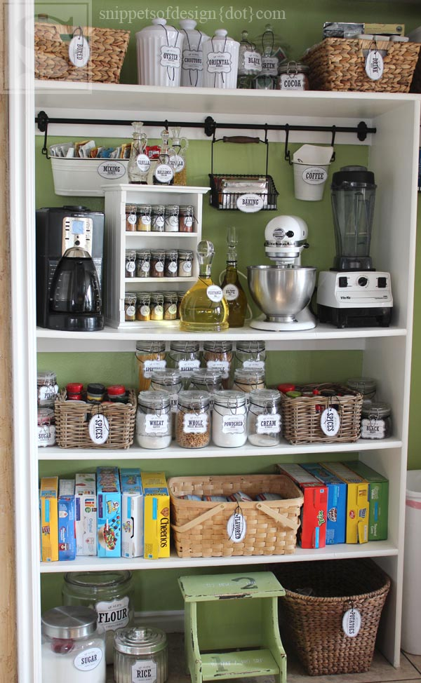 25 walk in pantry ideas (7)